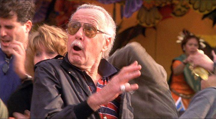 Stan Lee in Spider-Man (2002)