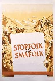 Storfolk og småfolk (1951)