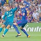 Cristiano Ronaldo in Ronaldo vs. Messi (2017)