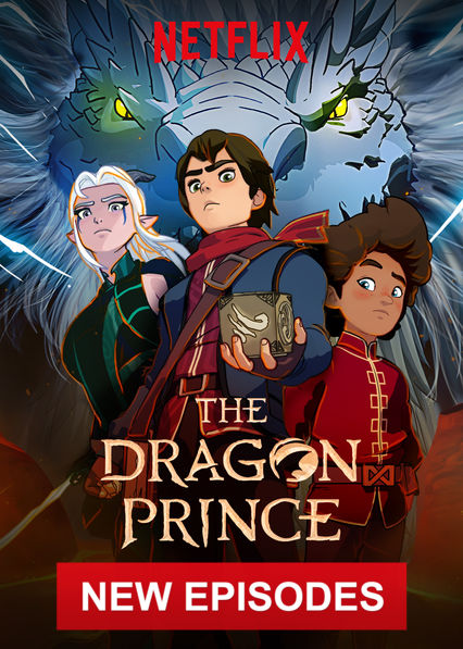 The Dragon Prince (2018) Hindi Dubbed Season 1 Complete