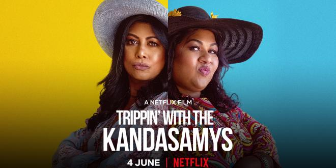 To rekindle their marriages, best friends-turned-in-laws Shanthi and Jennifer plan a couples' getaway. But it comes with all kinds of surprises.