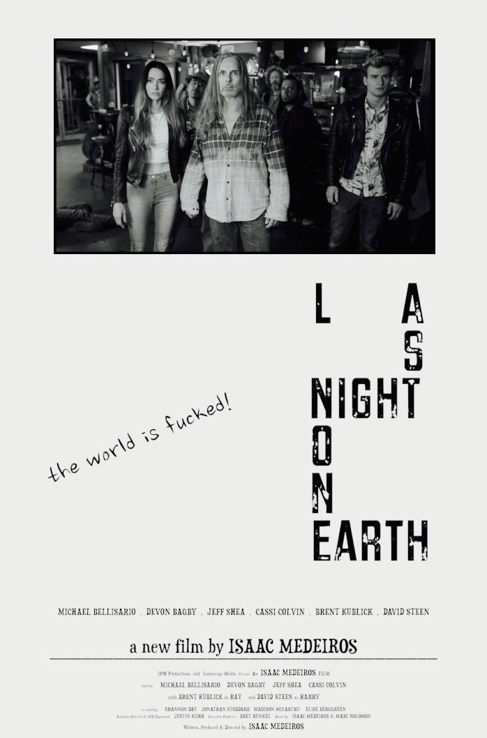 Last Night on Earth (2021)