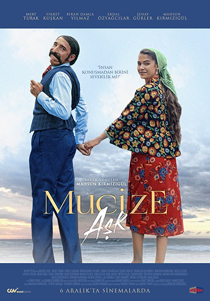 Mucize 2: Aşk 2019 Yerli Sansürsüz WEB-DL AC3 5.1