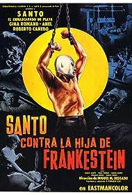 Santo vs. la hija de Frankestein (1972) Poster - Movie Forum, Cast, Reviews