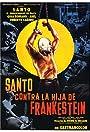 Santo vs. Frankenstein's Daughter