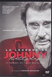 La Légende de Johnny Hallyday Poster