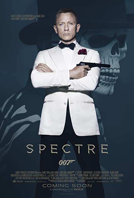 [PG-13] Spectre (2015) Dual Audio Blu-Ray - 480P | 720P - x264 - 450MB | 1.3GB - Download & Watch Online  Movie Poster - mlsbd