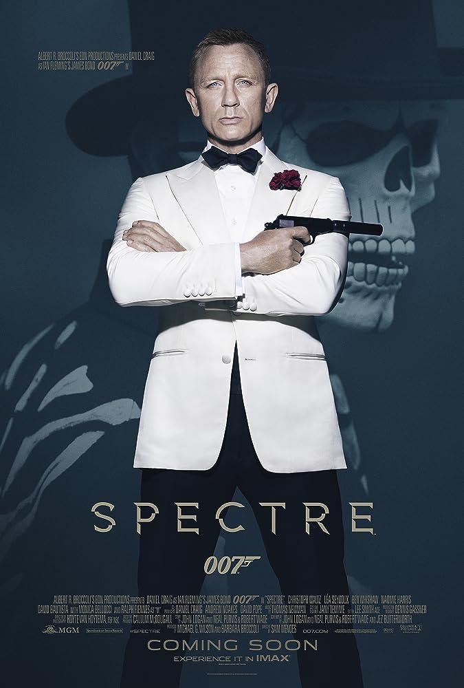 Spectre 007 (2015) บอนด์ 24