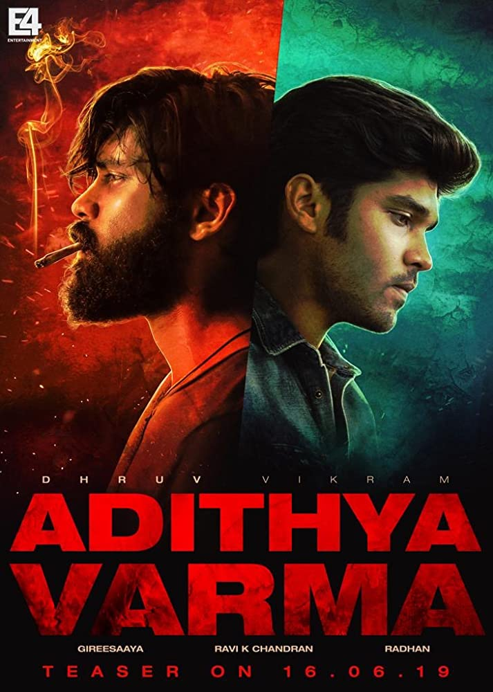 Adithya Varma 2019 HDRip 720p Dual Audio Hindi Dubbed