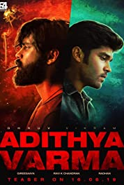 Adithya Varma (2019) Poster