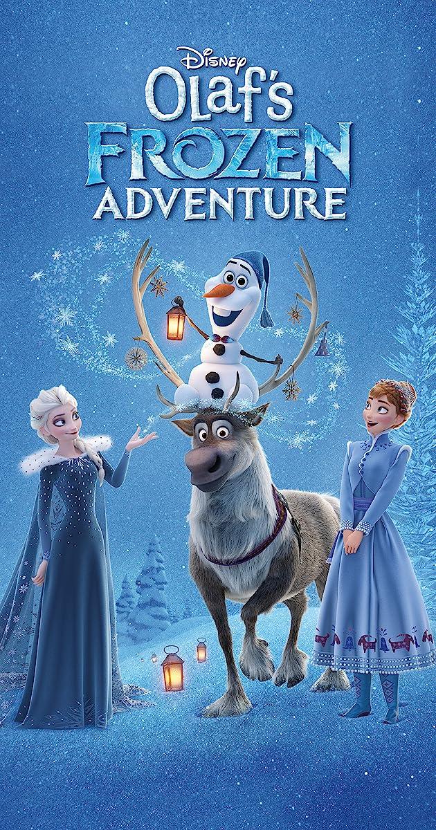 Olaf S Frozen Adventure 2017 Imdb
