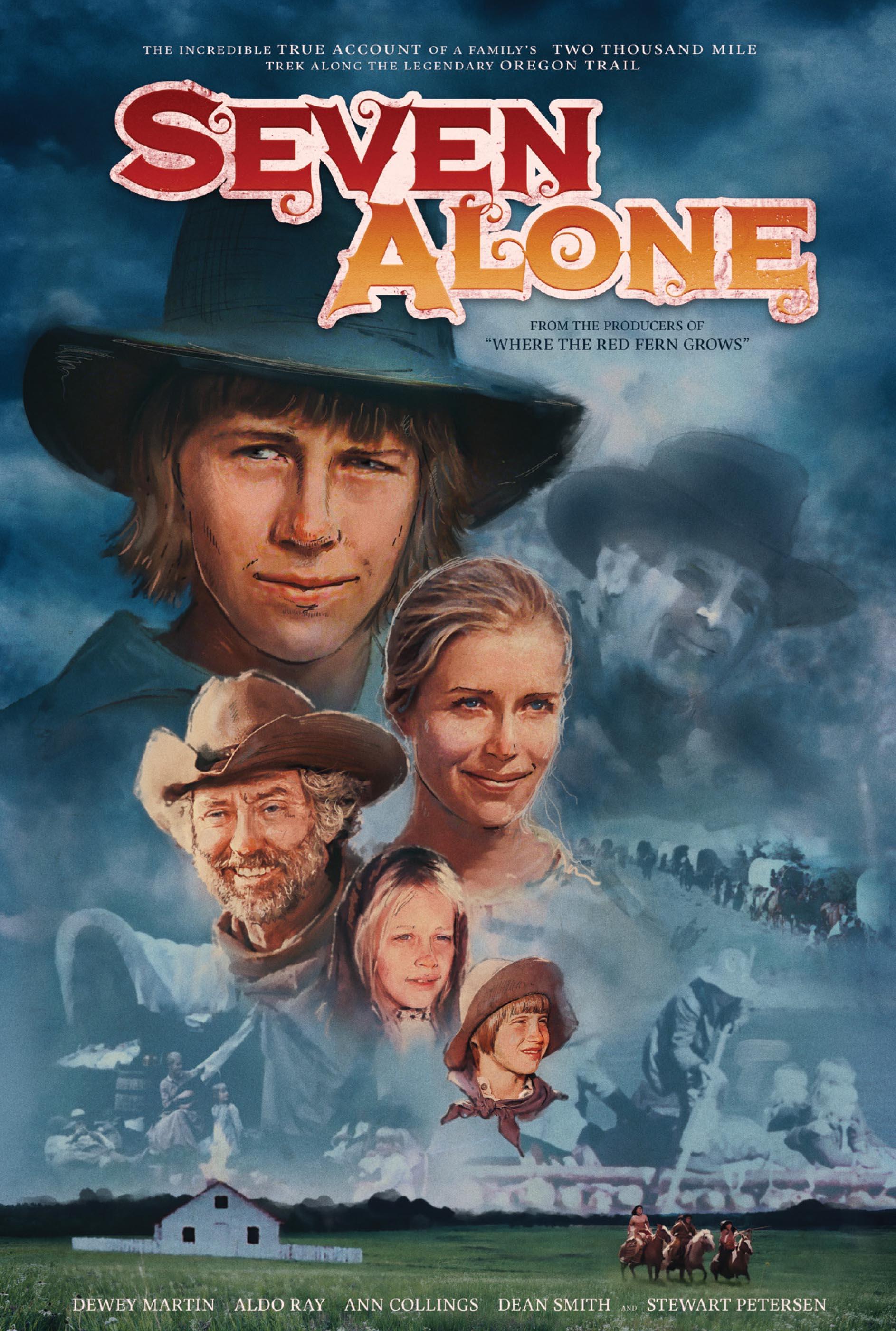 Seven Alone (1974) - IMDb