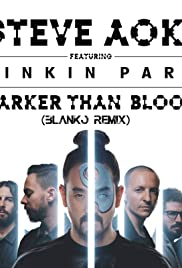Steve Aoki Featuring Linkin Park: Darker Than Blood Poster