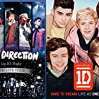 Liam Payne, Harry Styles, Zayn Malik, Niall Horan, One Direction, and Louis Tomlinson in Up All Night: The Live Tour (2012)