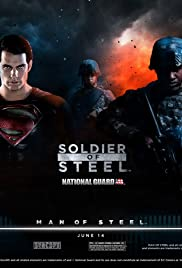 Man of Steel 'Soldier of Steel' Poster