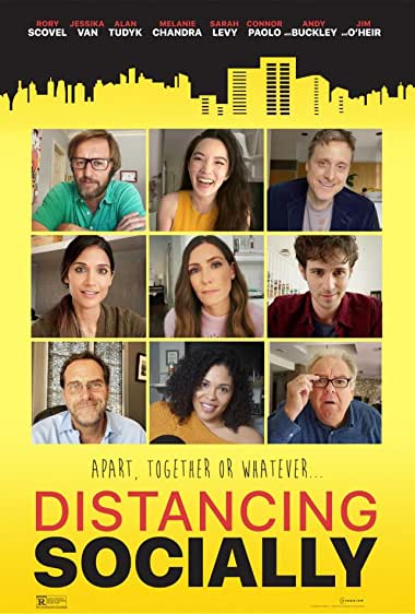 Watch Distancing Socially (2021)