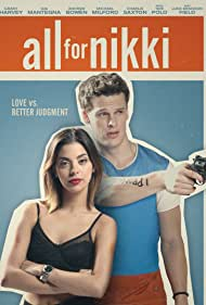 Gia Mantegna and Grant Harvey in All for Nikki (2020)