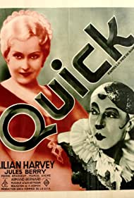 Jules Berry and Lilian Harvey in Quick (1932)