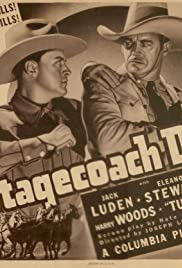 Stagecoach Days Poster
