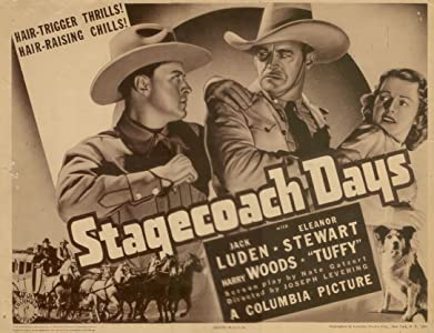 Stagecoach Days full movie free download