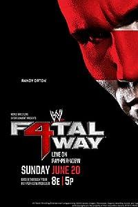 Freemovies in english WWE Fatal 4-Way [[movie]