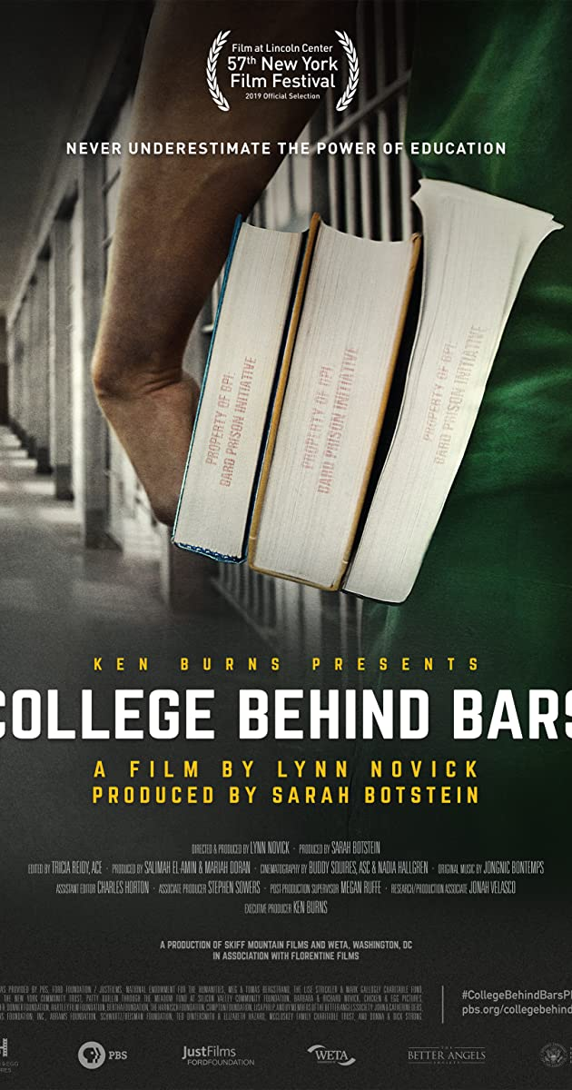 Download College Behind Bars or watch streaming online complete episodes of  Season1 in HD 720p 1080p using torrent