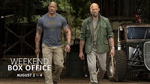 Weekend Box Office: August 2 to 4