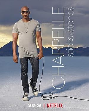 Dave Chappelle: Sticks & Stones Poster