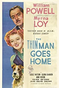 Primary photo for The Thin Man Goes Home
