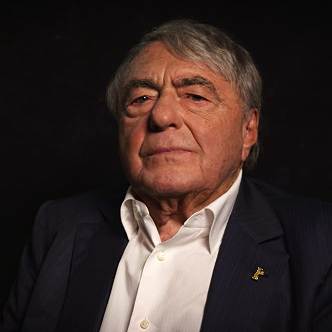 Claude Lanzmann in Claude Lanzmann: Spectres of the Shoah (2015)