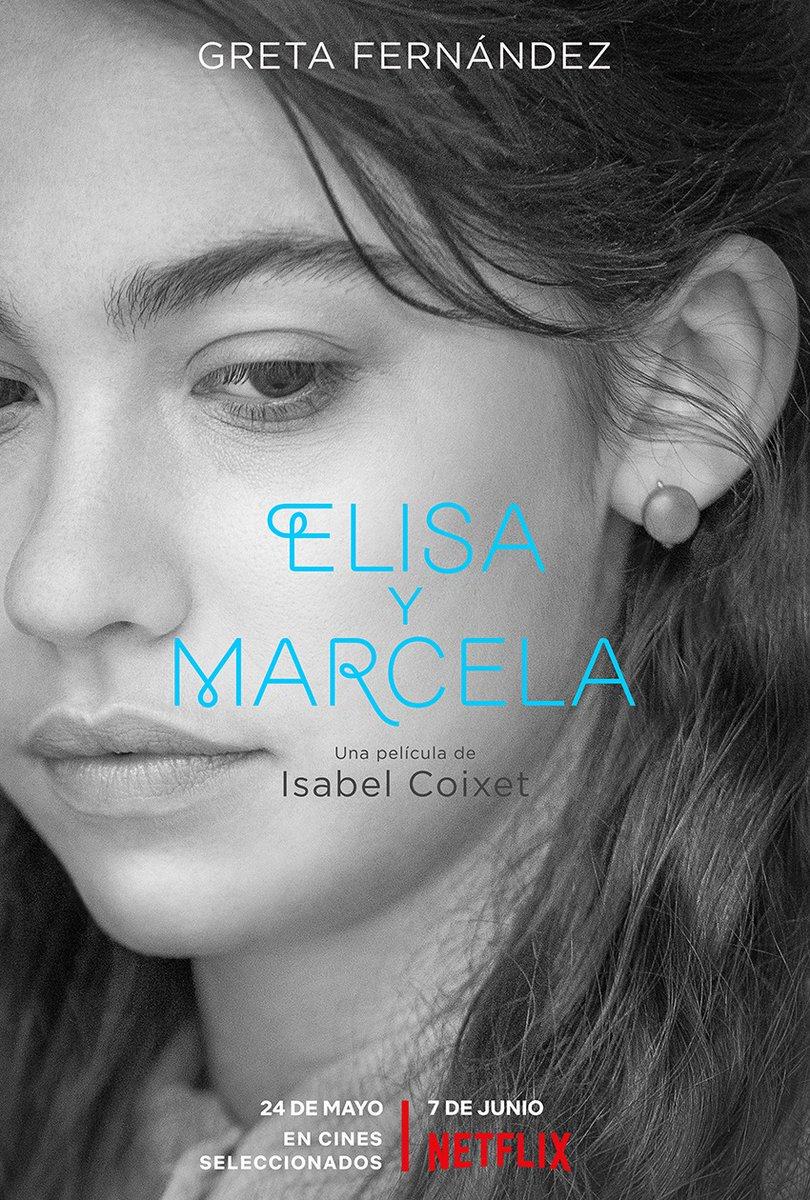 Greta Fernández in Elisa y Marcela (2019)