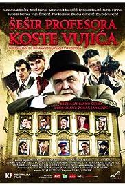 Professor Kosta Vujic's Hat Poster