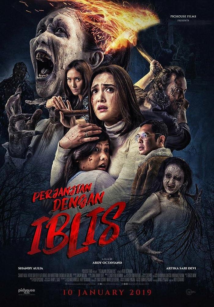 Poster Perjanjian dengan Iblis