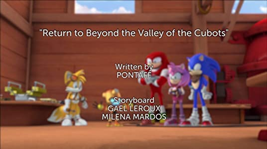 Watch movie2k online for free Return to Beyond the Valley of the Cubots [2K]