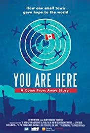 You Are Here: A Come From Away Story Poster