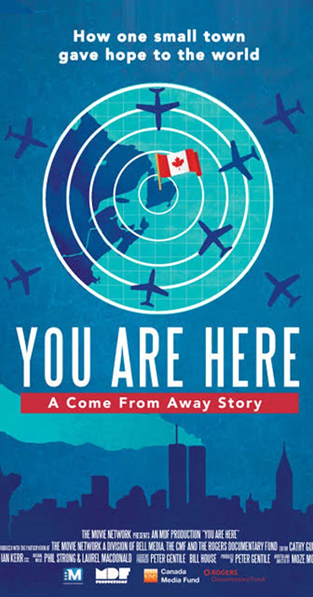 You Are Here: A Come From Away Story (2018) - IMDb