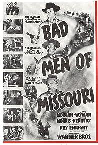 Primary photo for Bad Men of Missouri