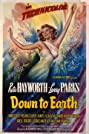 Down to Earth (1947) Poster