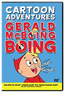 Watch online direct movies The Gerald McBoing-Boing Show by Robert Cannon [720x400]