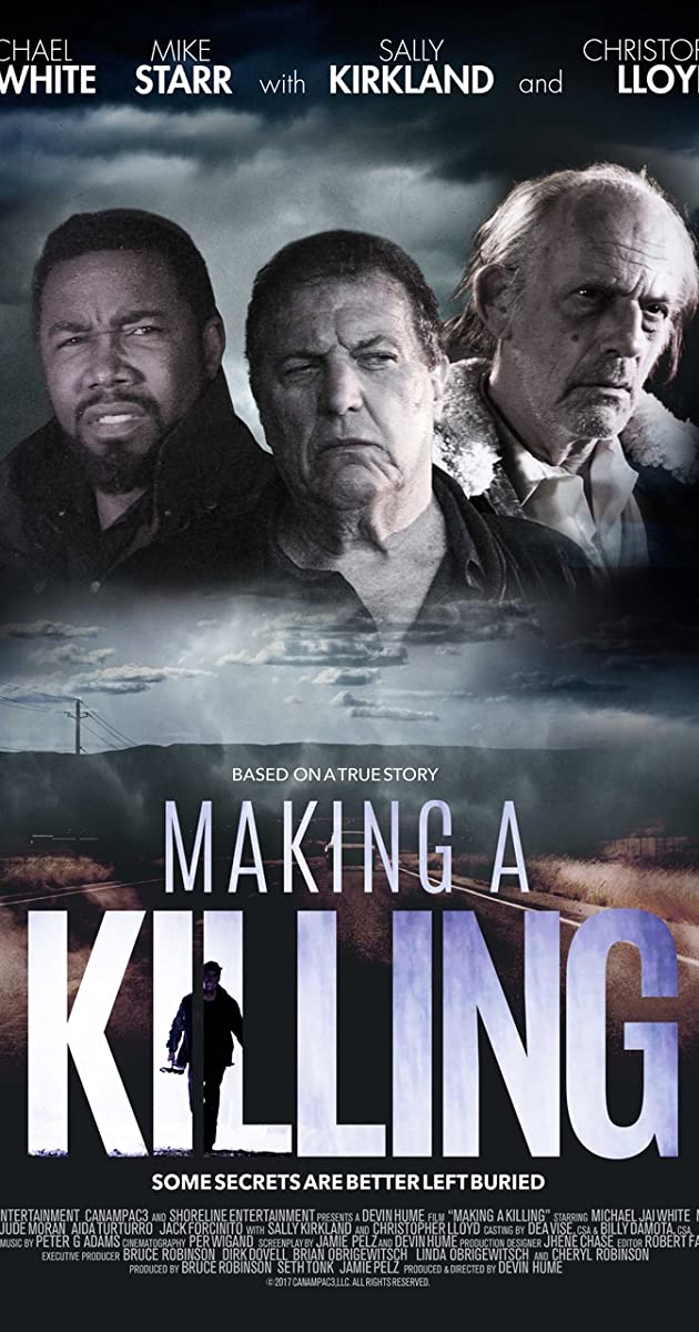 Subtitle of Making a Killing