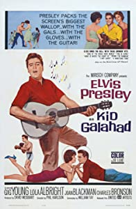 Hollywood movie action clips free download Kid Galahad by Gordon Douglas [480x640]