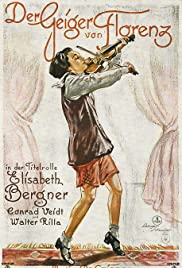 The Violinist of Florence Poster