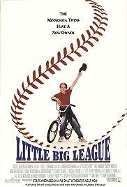 Little Big League Poster