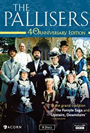 The Pallisers Poster - TV Show Forum, Cast, Reviews
