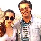 Karisma Kapoor and Rajneesh Duggal in Dangerous Ishhq (2012)