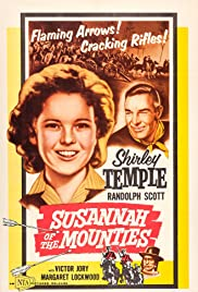 Susannah of the Mounties Poster