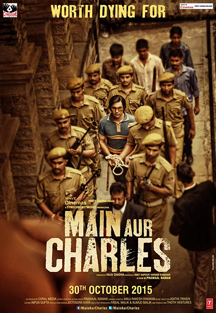 Main Aur Charles 2015 Hindi Full Movie 350MB WEBRip Download