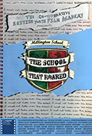 The School That Roared Poster