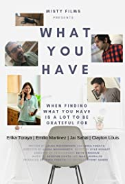 What You Have Poster