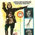 Vittorio De Sica and Sylva Koscina in Il vigile (1960)